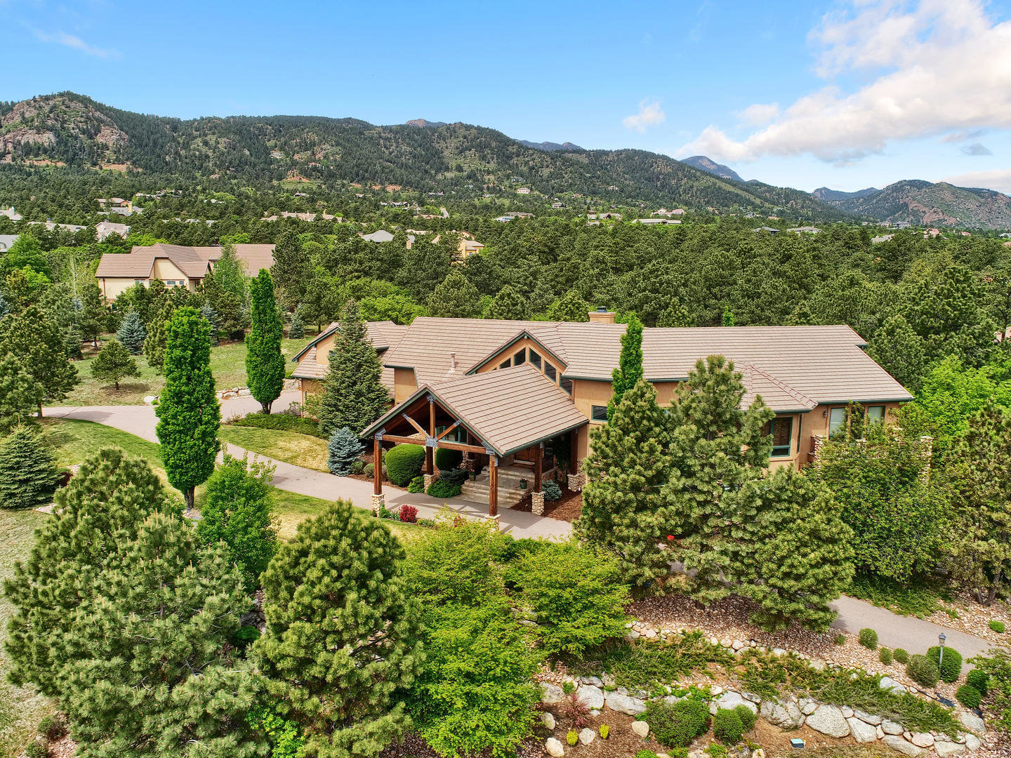 Broadmoor homes for sale in colorado springs
