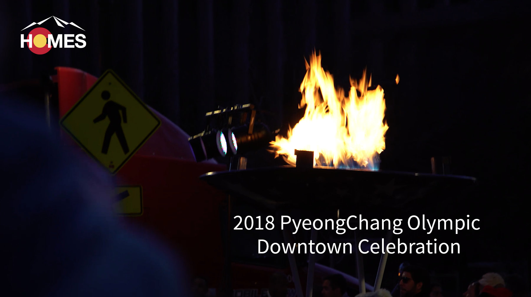 Colorado Springs | 2018 PyeongChang Olympic Downtown Celebration