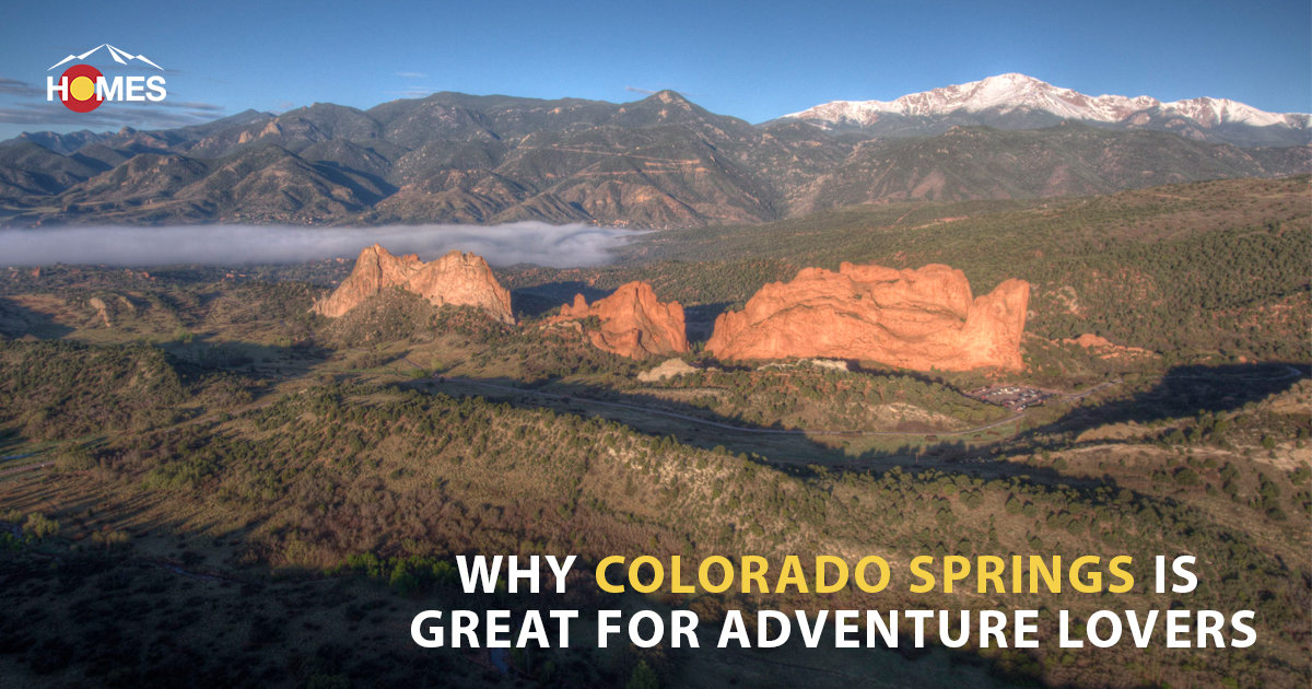 Why Colorado Springs is Great for Adventure Lovers