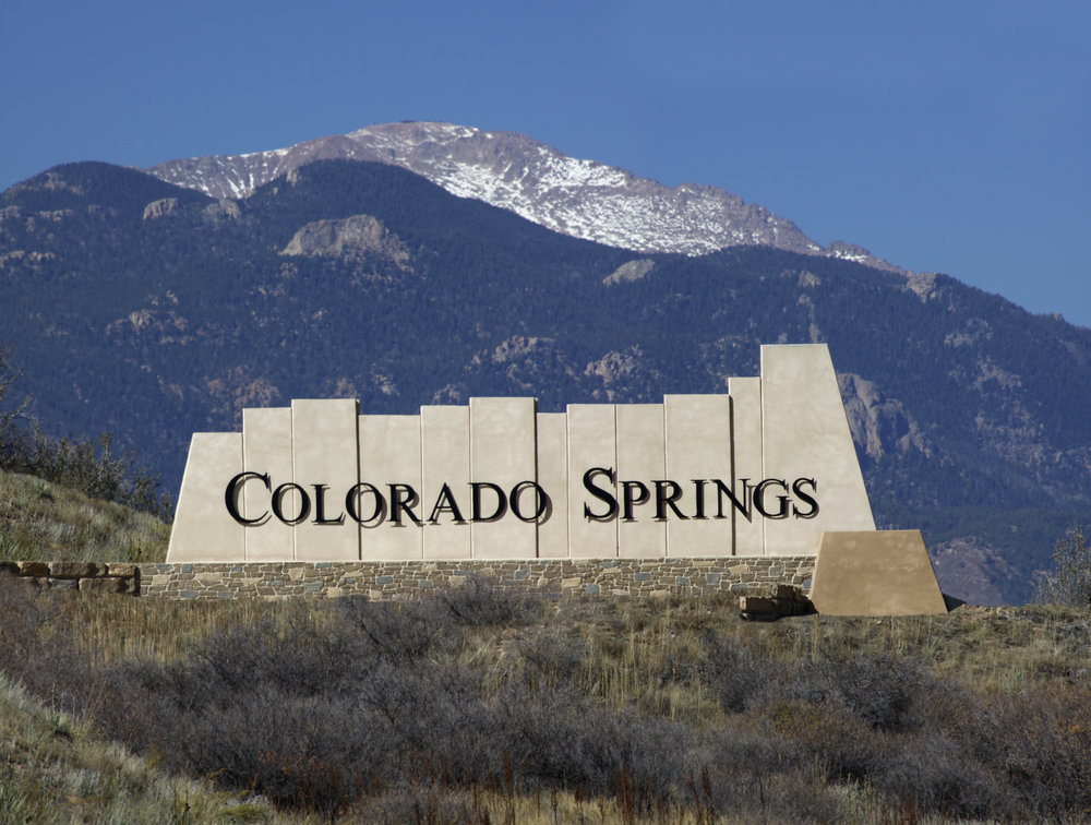 Colorado Springs real estate awaits!