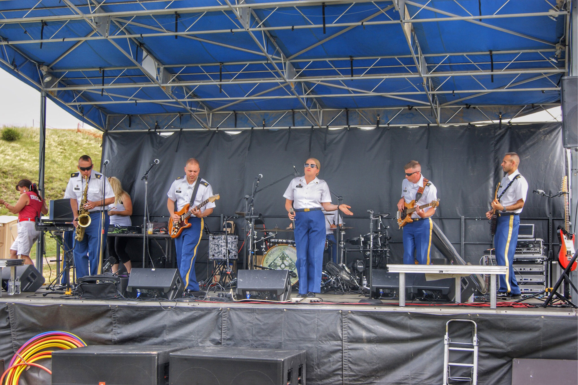 Colorado Springs Things to Do - Army Band
