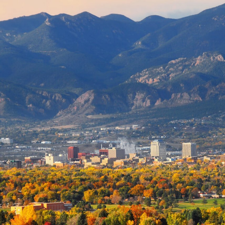 Colorado Springs Voted Best Places to Live