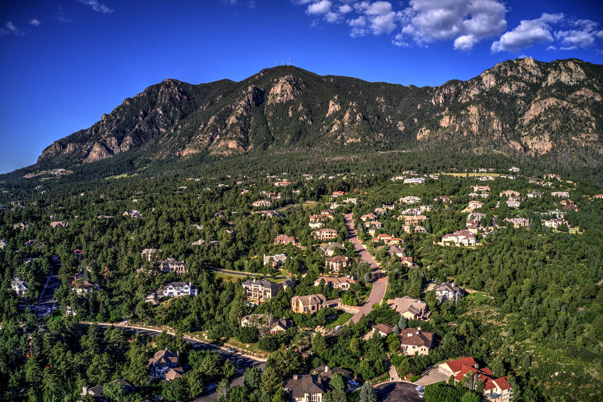 Broadmoor Real Estate and Homes for Sale in Colorado Springs