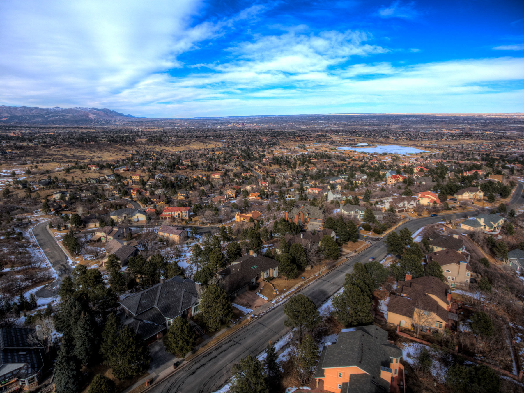 Broadmoor Bluffs Colorado Springs Real Estate
