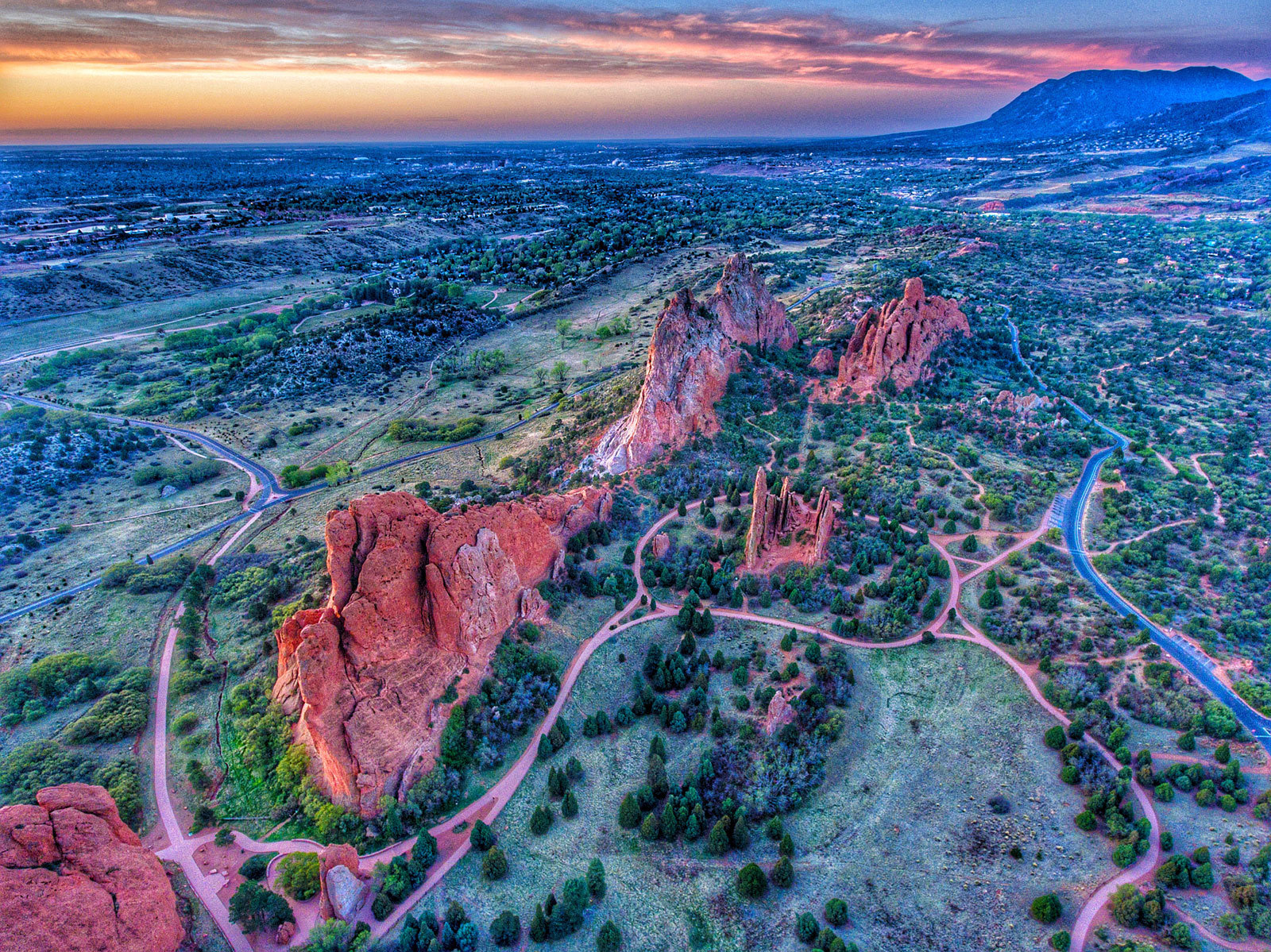 Garden of the Gods | Colorado Springs Real Estate