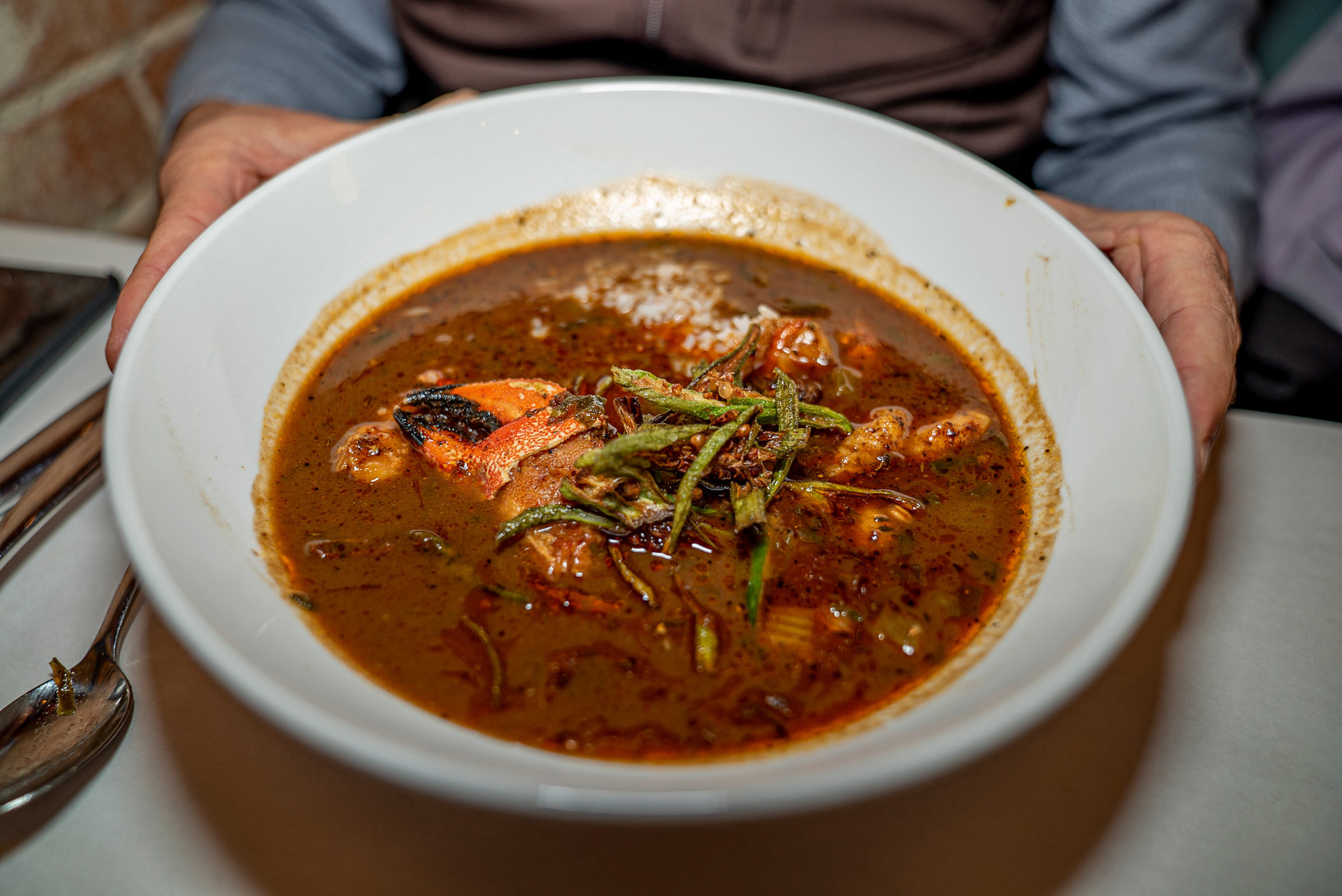Jax Fish House and Oyster Bar serves up some incredible seafood gumbo | Colorado Springs Homes