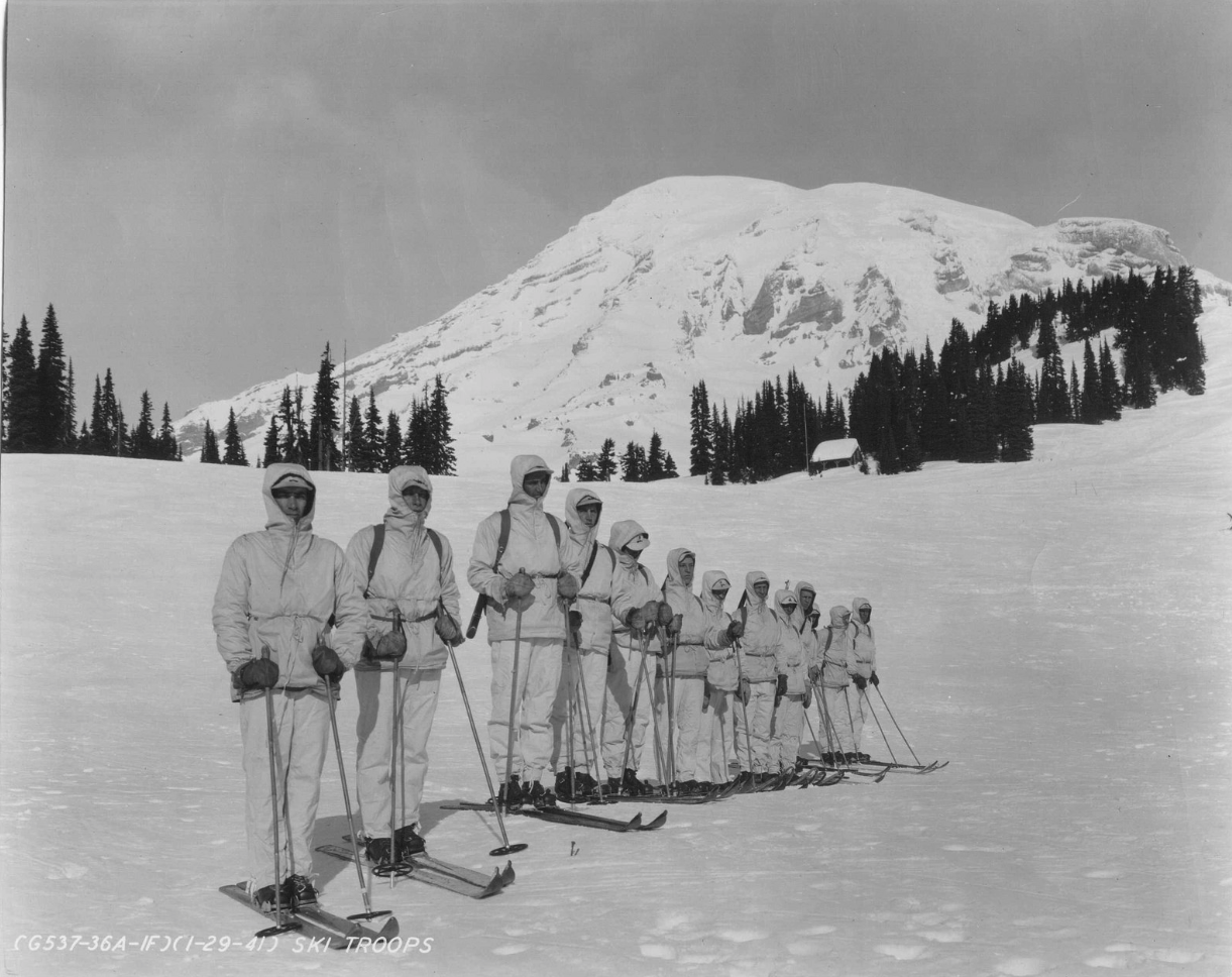 Things to do in Colorado Springs this weekend | 10th Mountain Division WWII talk at Manitou Library