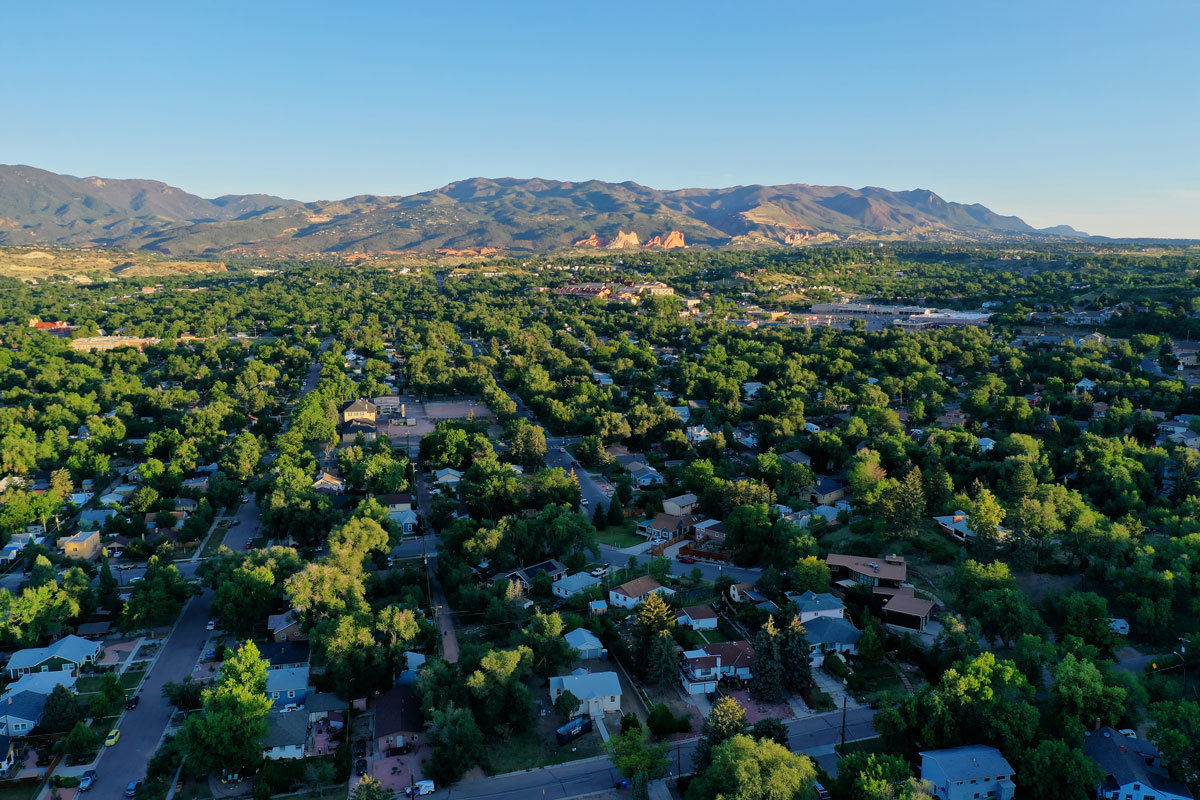 Westside Colorado Springs Real Estate